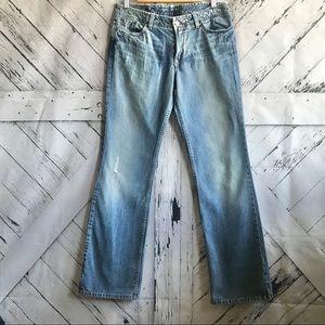 Lucky Brand Premium Wonder Tempo Boot Cut Jeans